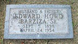 Edward Howd Barziza, Sr
