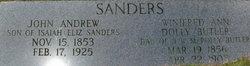 John Andrew Sanders