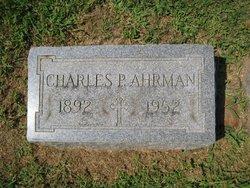 Charles P Ahrman