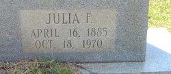 Julia Elizabeth <I>Foster</I> Belcher