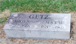 Alice <I>Hacker</I> Getz