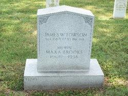 Maxa <I>Brooks</I> Towson