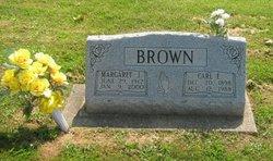 Carl E Brown