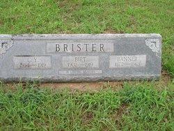 """Mary Edna Robana """"Banner"""" <I>Shuler</I> Brister"""