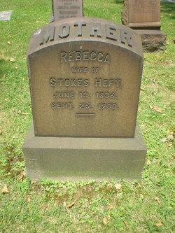 Rebecca <I>Clymer</I> Heft