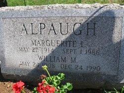 Marguerite L Alpaugh