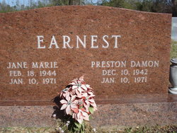 Jane Marie <I>Howerton</I> Earnest