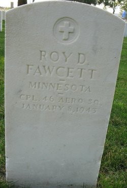 Roy D Fawcett