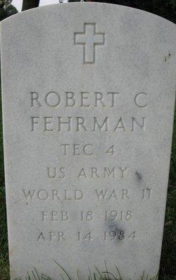 Robert C Fehrman