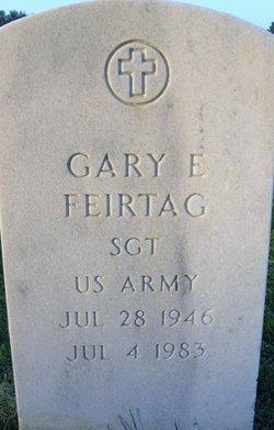 Gary E Feirtag