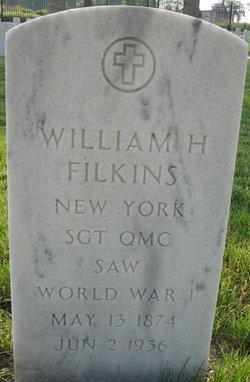 William H Filkins