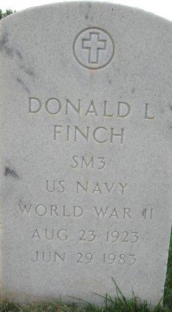 Donald L Finch