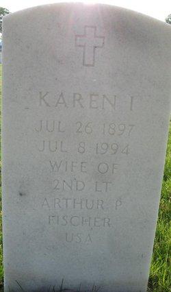 Karen I Fischer