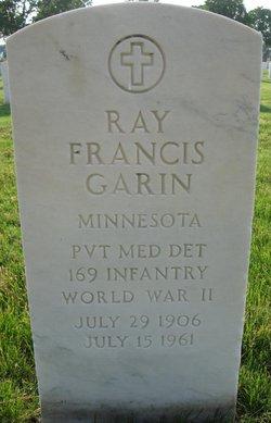 Ray Francis Garin