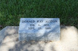Donald R. Alston