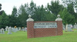 Poplar Springs Methodist Church Cemetery