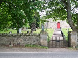 Cawdor Kirk Burial Ground