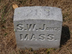 Pvt S W Jones