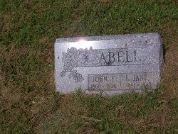 Elizabeth Jane <I>Rakes</I> Abell