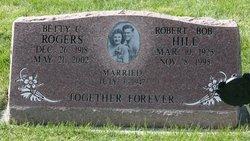 Betty C <I>Rogers</I> Hill