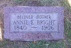 Annie E. Bright