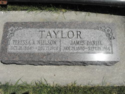 James Daniel Taylor