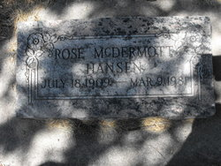 Rose <I>McDermott</I> Hansen