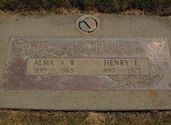 Henry F. Schafer