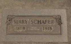 Mary Schafer