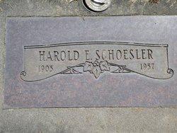 Harold Edward Schoesler