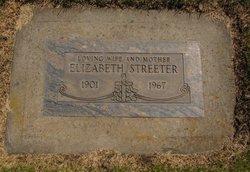 Elizabeth <I>Schafer</I> Streeter