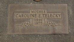 Caroline E. <I>Olsen</I> Telecky