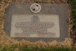 Richard Charles Telecky, Sr