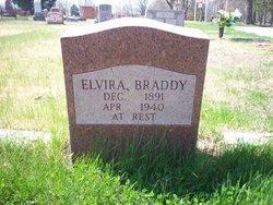 Elvira Elizabeth <I>Brown</I> Braddy
