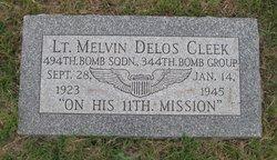 Melvin Delos Cleek