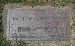 Walter Graham Hufford