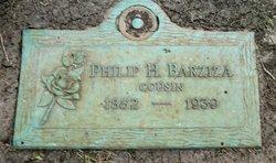 Phillip Henry Barziza