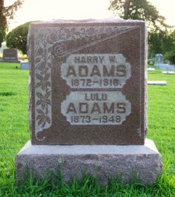 Harry W. Adams