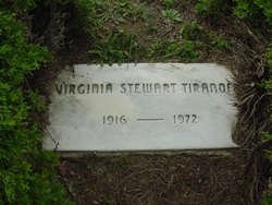 Virginia Kelly <I>Stewart</I> Tiranoff