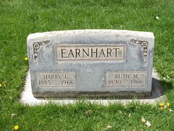 Ruth M <I>Benson</I> Earnhart