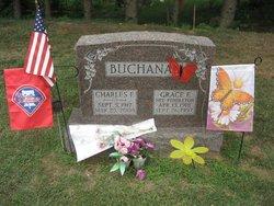"Grace Elizabeth ""Betty"" <I>Pendleton</I> Buchanan"