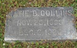 """Kathryn Belle """"Katie"""" <I>Gillette</I> Collins"""