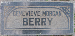 Genevieve <I>Morgan</I> Berry