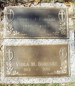 Russell K. Borgert