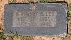 Dr Robert E. Lee Thacker