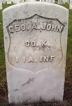 George A. John