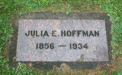 Julia Elizabeth <I>Christiansen</I> Hoffman