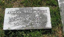 Anderson Abercrombie