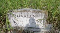 Nonie Lee <I>Stevens</I> Marler McKee