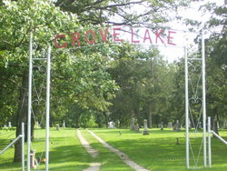 Grove Lake Cemetery